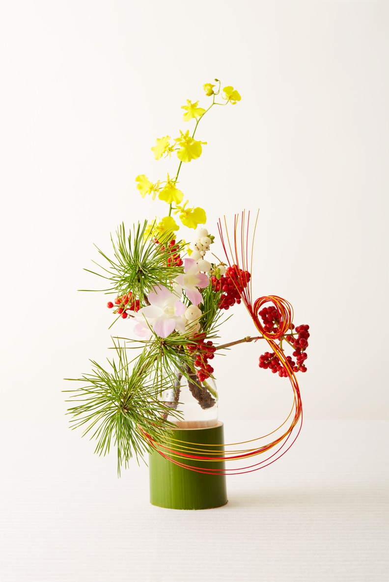 Flower Arranging Or Ikebana Has A History Of More Than 700 Years In Japan The Life Japanese People Long Been Intimately Tied To Nature